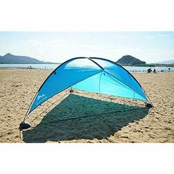 Super Big Sun Shelters Canopy Tent With Sand Bags - Easy Bea