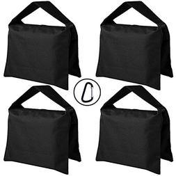 ABCCANOPY Super Heavy Duty Sandbag Saddlebag Design 4 Weight