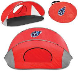 Tennessee Titans NFL Portable Beach Canopy Sun Shade Shelter
