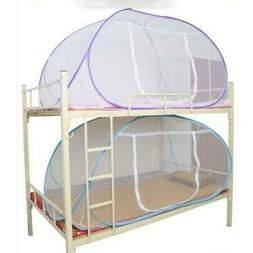 Travel Automatic Portable Foldable Bed Canopy Mosquito Net T