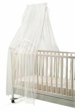 Italbaby Tulle Canopy with Stand, Beige, Multi-Color, One Si