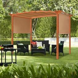Universal Canopy Replacement Cover Outdoor Patio Pergola Gaz