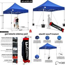 ABCCANOPY Upgrade Pop up Canopy Tent Commercial Instant Shel