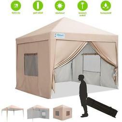 Quictent Heavy Duty EZ Pop UP Party Tent Folding Gazebo 10x1