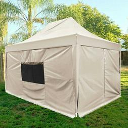 upgraded 10x15 ez pop up canopy party