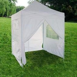 Quictent Waterproof 6.6x6.6' EZ Pop Up Party Wedding Canopy