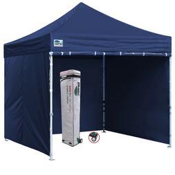 Waterproof Ez Pop Up Commercial Canopy 10x10 Garden Party Te