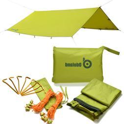 Waterproof Sunshade Tarp Shelter Awning Canopy Camping Beach