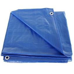 Waterproof Tarp 9 x 12 feet - SGT KNOTS - 5 mil Thickness -