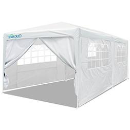 Wedding Party Tent 10' x 20' Shelter Event Canopy Walls, Mes