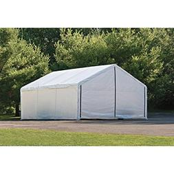 white canopy enclosure kit