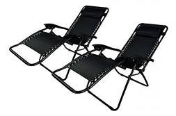 BestMassage Zero Gravity Chair Patio Lounge Recliners Adjust