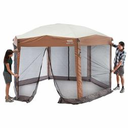 Zip Up Canopy Tents Picnic Table Instant Screened Insect Bit